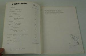 Heritage #1B FN wrightson - bruce jones - neal adams - al williamson - maroto