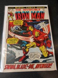 Iron Man #51 (1972)