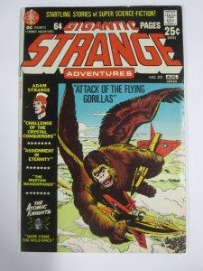 STRANGE ADVENTURES #231 F-VF (DC, Aug. 1971) Adam Strange, Atomic Knights