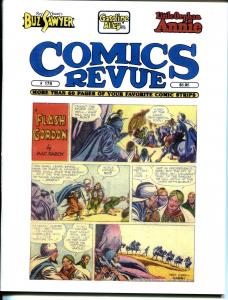 Comics Revue #178 2001-Raboy-Steve Canyon-Phantom-Modesty Blaise-Tarzan-VF
