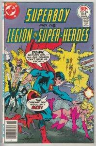 Superboy #232 (Oct-77) VF+ High-Grade Superboy, Legion of Super-Heroes