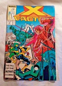 X-FACTOR #23 Marvel Comics 1st Appearance Archangel cameo x-men 1987 VF