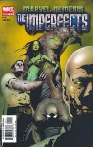 Marvel Nemesis: The Imperfects #1, VF+ (Stock photo)