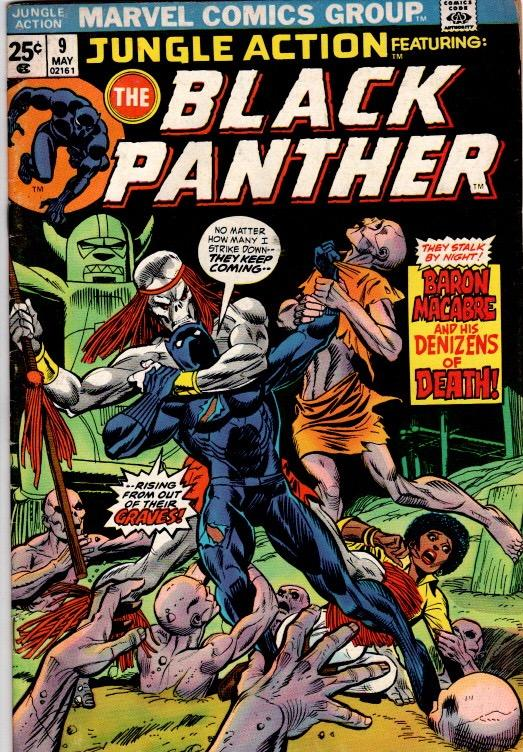 JUNGLE ACTION #7 VG AND #9 VG $8.00