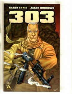Lot Of 6 303 Avatar Press Comic Books # 1 2 3 4 5 6 Garth Ennis & Burrows MF16