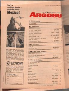 Argosy 3/1967-Vietnam Secret Weapon-F.Lee Bailey-Hillbilly Lolitapulp fiction-FN