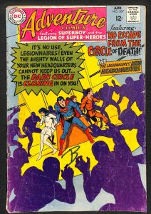 Adventure Comics #367 (1968)