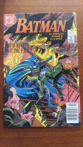 Batman #432 April 89. Excellent Condition