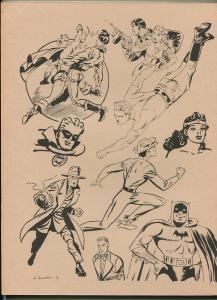 HOWARD KELTNER'S GUIDE TO GOLDEN AGE COMIC BOOKS #1-1976- BAILS-1ST EDITION-vf