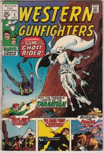 Western Gunfighters #2 (Oct-70) VF/NM High-Grade Ghost Rider, Wyatt Earp, Bla...