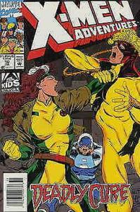 X-Men Adventures (Vol. 1) #10 FN; Marvel | save on shipping - details inside