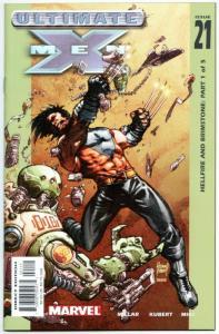 Ultimate X-Men #21 (Marvel, 2002) NM