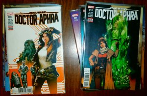 Doctor Aphra   vol. 1   #1-16, Annual #1 (set of 12)