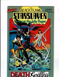 6 Starslayer The Leg of the Jolly Roger First Comic Books#21 22 23 24 25 26 WT18