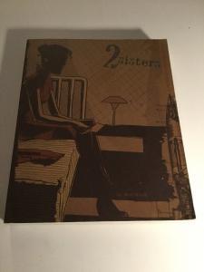 2 Sisters Tpb Vf Very Fine Top Shelf Productions Matt Kindt Graphic Novel