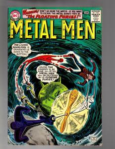 METAL MEN 11 VERY GOOD PLUS   January 1965