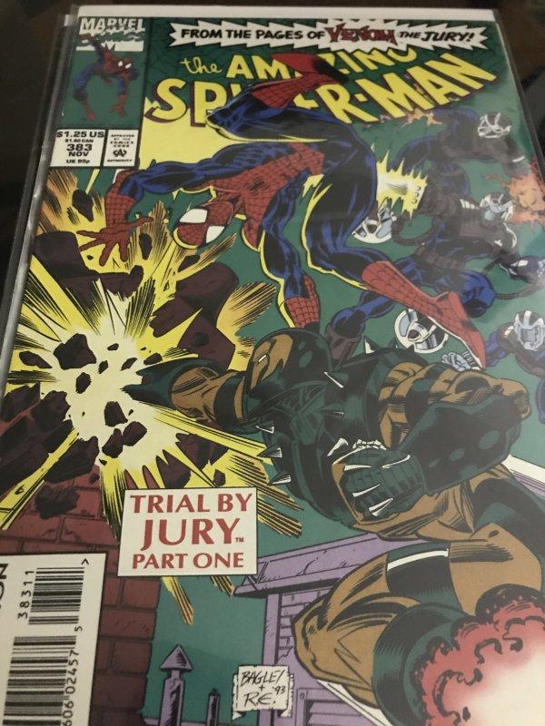 Marvel The Amazing Spider-Man #383 Mint
