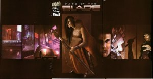 Fate of the Blade # 1,2,3,4,5 Mature Readers !