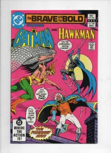 BRAVE and the BOLD #186, VF/NM, Batman, HawkMan, 1955 1982, more in store