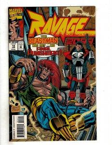 Ravage 2099 #14 (1994) YY4