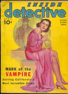 Inside Detective 4/1939-Spicy lingerie cover-Albert Fisher-scandal-exploitati...