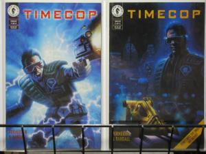 TIMECOP (1994 DH) 1-2 complete movie tie-in adaptation