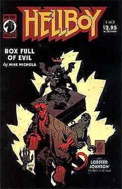 Hellboy: Box Full of Evil #1 VF/NM; Dark Horse | save on shipping - details insi