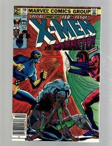 Uncanny X-Men # 150 NM- Marvel Comic Book Colossus Angel Wolverine Storm J450