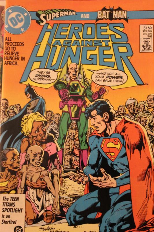 Heroes Against Hunger 1 NM