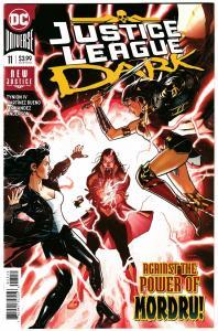 Justice League Dark #11 Main Cvr (DC, 2019) NM