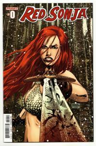 Red Sonja #0 (Dynamite, 2014) NM