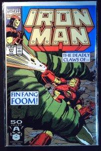 Iron Man #271 (1991)