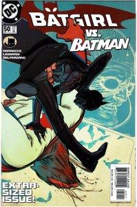 Batgirl #50  NM-