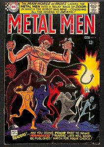 Metal Men #19 (1966)