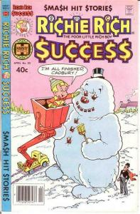 RICHIE RICH SUCCESS STORIES (1964-1982) 92 VF-NM COMICS BOOK