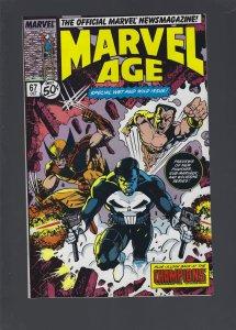 Marvel Age #67 (1988)