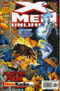 X-Men Unlimited (1993 series) #13, VF+ (Stock photo)