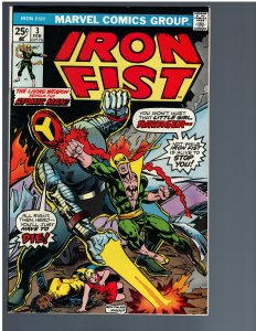 Iron Fist #3 (1976)