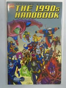 Marvel Legacy 1990s Handbook #1 NM (2007)