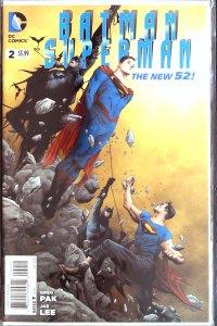 Batman/Superman #2 (2013)