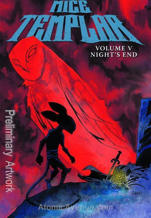 Mice Templar, The (Vol. 5): Night's End #1A VF/NM; Image | save on shipping - de