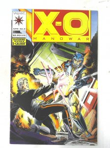 X-O Manowar (1992 series) #3, NM + (Actual scan)
