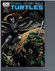Teenage Mutant Ninja Turtles #32 (2014)
