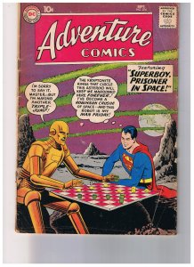 3 Adventure Comics 1.4 to 1.8 condition Plus free Bonus