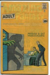 AMAZING ADULT FANTASY  #8 1962-MARVEL-STEVE DITKO-STAN LEE-good/vg