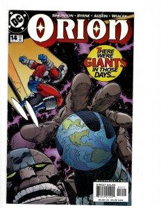 Orion #14 (2001) SR11