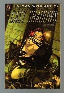 Batman & Poison Ivy: Cast Shadows-Ann Nocenti-TPB-trade
