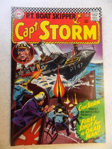 CAPT. STORM # 17 DC WAR ACTION VF