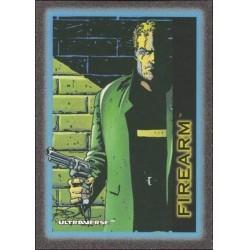 1993 Skybox Ultraverse: Series 1 FIREARM #13