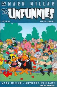 Unfunnies, The (Mark Millar's…) CS #1 VF/NM; Avatar | save on shipping - details